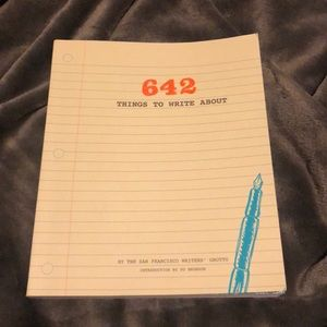 Other - 642 Writing Prompts